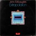 John McLaughlin ジョン・マクラフリン / Extrapolation US盤